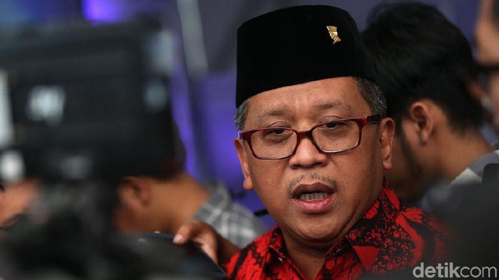 PDIP: Jokowi Lebih Utamakan Kepentingan Rakyat daripada Buat Patung