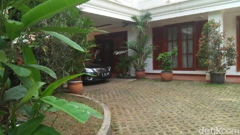 Amien Rais Datangi Rumah Prabowo Sebelum Salat Jumat di Istiqlal
