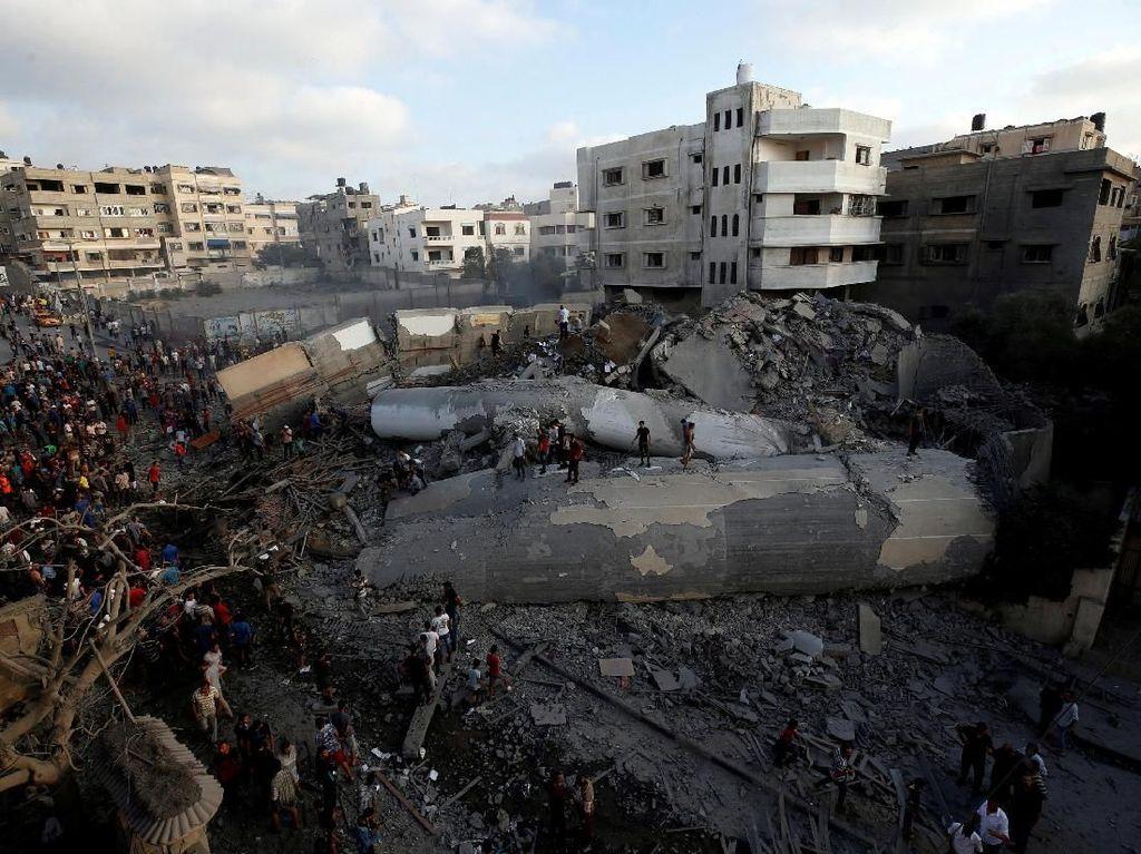 Lagi, Warga Palestina Tewas Ditembak Militer Israel