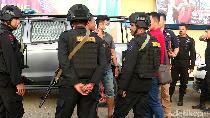 2 Terduga Teroris Ditangkap di Bone, Bahan Peledak Disita