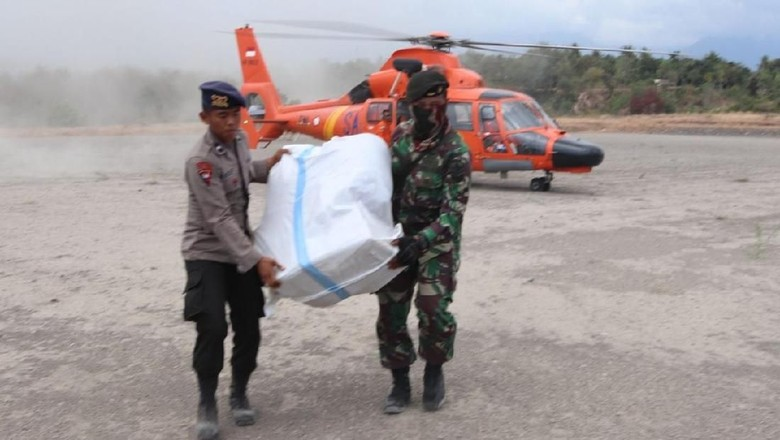 Satgas Gempa Lombok Pastikan Tak Terima Bantuan Negara Asing