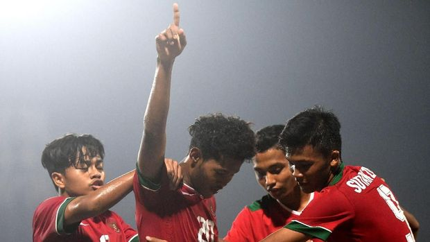 Timnas Indonesia U-16 akan menghadapi Iran di laga perdana Piala Asia U-16.