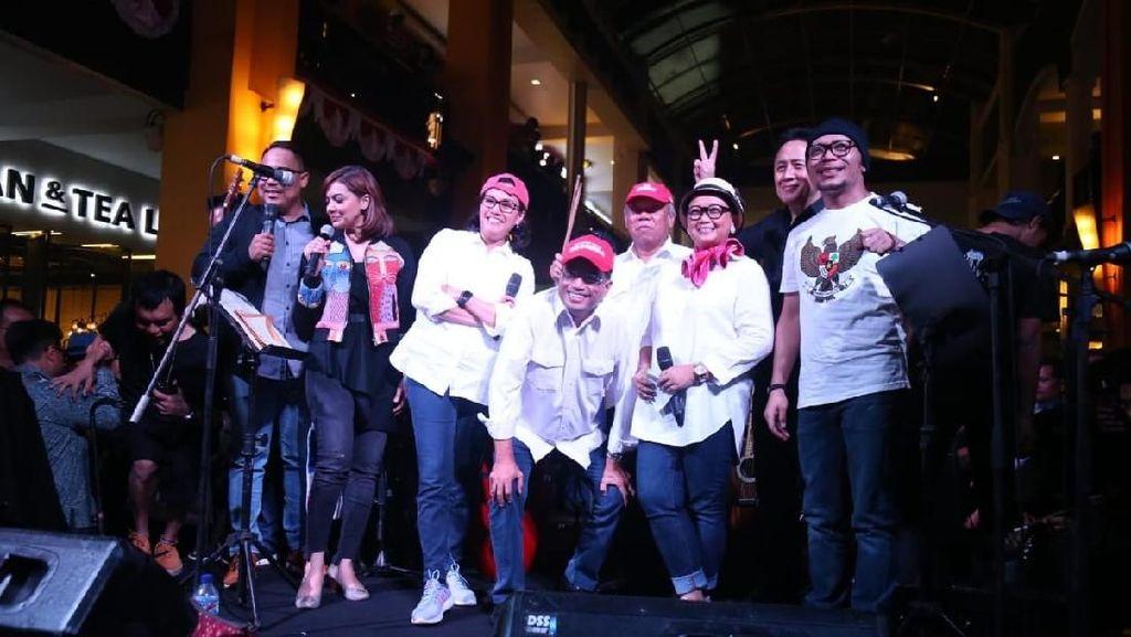 Gelar Konser Amal Lombok, Elek Yo Band Kumpulkan Rp 2,2 Miliar
