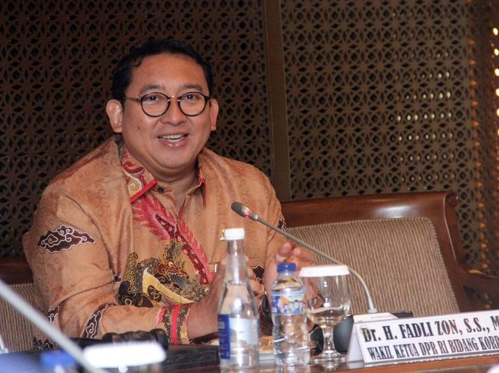 4 Tahun Jokowi-JK di Mata Fadli Zon: Pemerintahan Gagal!