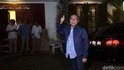 Susul Sandiaga, Ketum PAN Ikut Bahas Timses di Rumah Prabowo