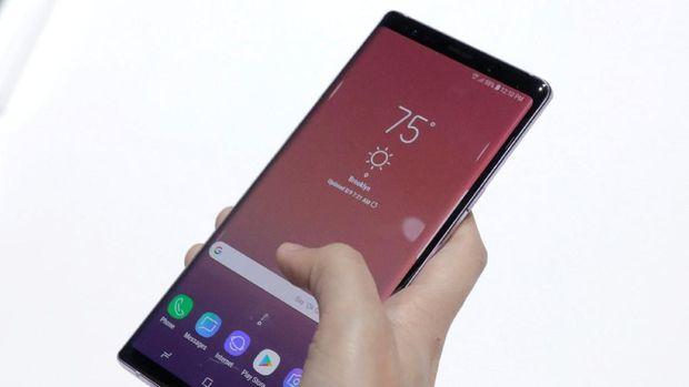 (EMB) Jajal Samsung Galaxy Note 9, Ponsel Premium Penyuka Gim