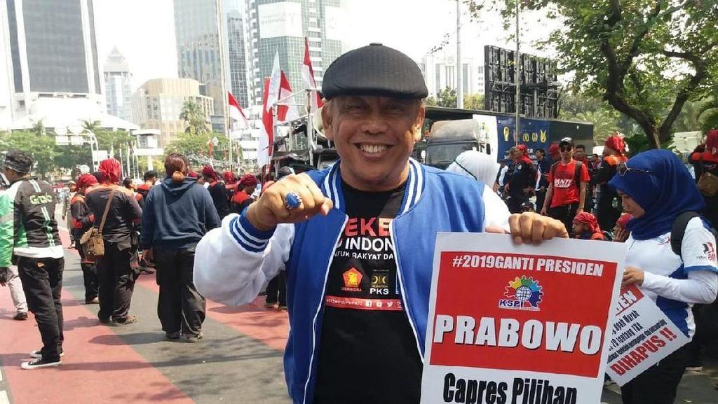 Eggi: Habib Rizieq Pilih Prabowo, Masak Gegara Sandi Cawapres Marah