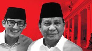 Kreasi Netizen, Desain Kaos Prabowo-Sandi Berlogo PlayStation