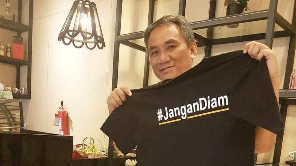 Andi Arief Serang Prabowo dan Surya Paloh: Mereka Pragmatis!