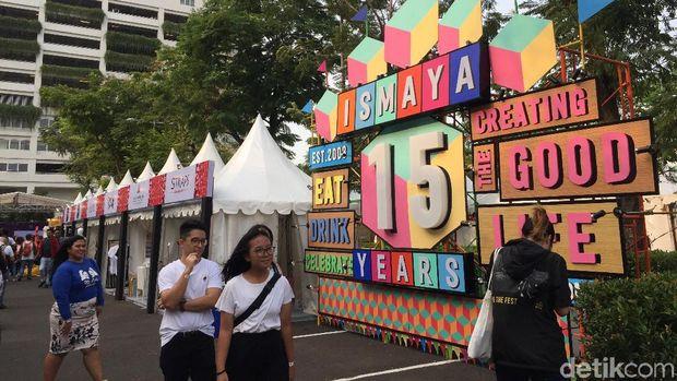 On Off Festival 2018 Hari Pertama Dimulai