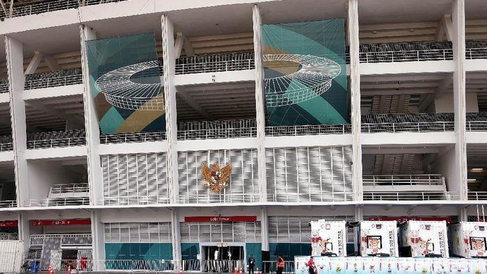 Pembukaan Asian Games 2018 akan dilakukan di Stadion Utama GBK (Foto: Rengga Sancaya/detikSport)