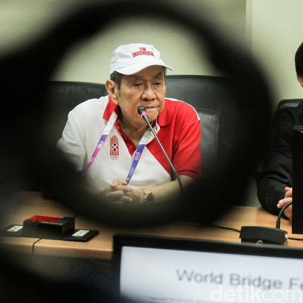 Kisah Orang Terkaya RI Bambang Hartono Menggeluti Bridge