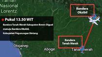 Video Kronologi Pesawat Perintis Dimonim Air Hilang Kontak di Oksibil