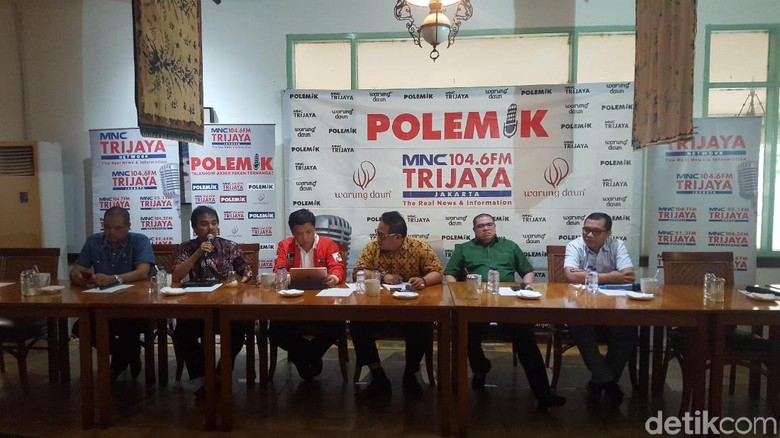 Pilih Ma'ruf Amin Jadi Cawapres, PAN: Jokowi Kena Jebakan Batman