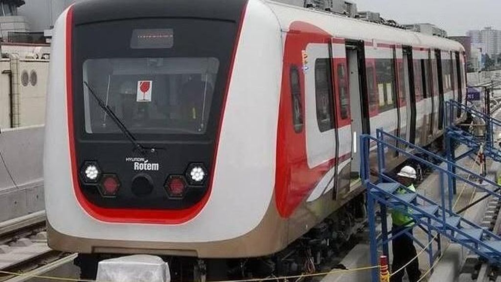 PNS hingga Murid Sekolah akan Diajak Ikut Uji Coba LRT Jakarta