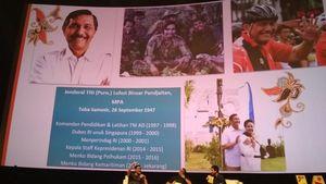 Pesan Luhut: Pak Jokowi, Pak Prabowo Bicara Ekonomi dan Kemiskinan
