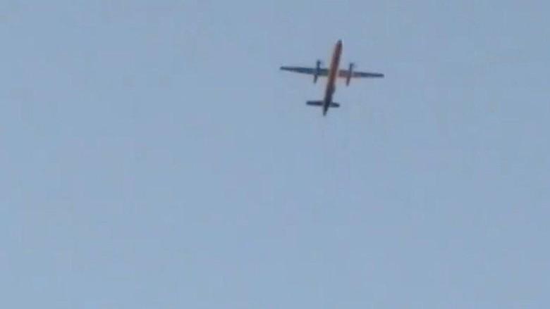 Ada Pesawat Lepas Landas Tanpa Izin, Bandara Seattle Ditutup