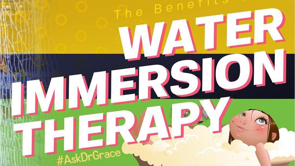 Mengenal Water Immersion Therapy, Teknik Pemulihan Tubuh versi Atlet