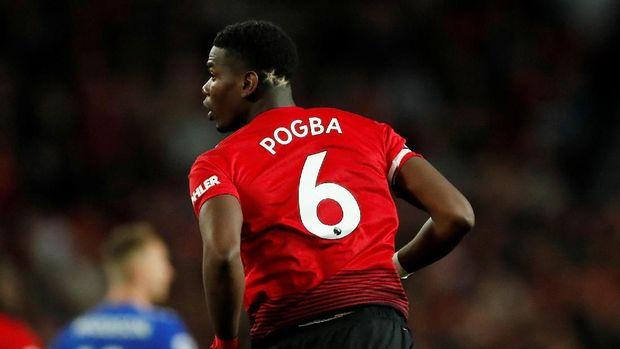 Paul Pogba dianggap belum layak tampil 90 menit oleh Jose Mourinho.