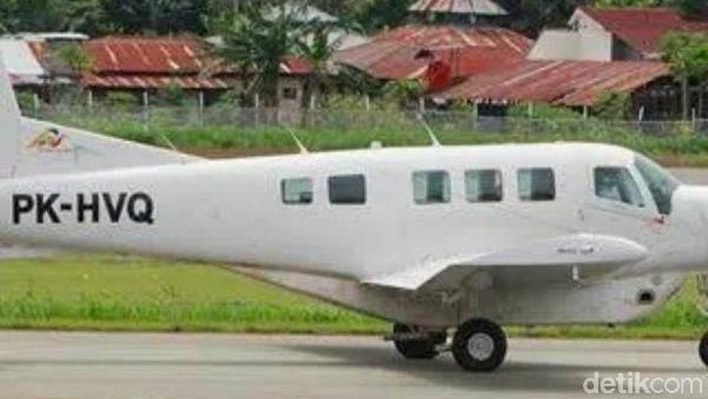Pesawat Dimonim Ditemukan Jatuh, Jasa Raharja Siapkan Santunan
