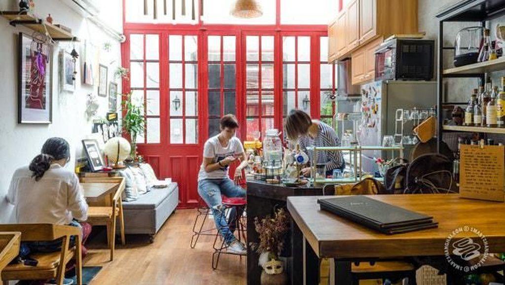 Pencinta Kopi, Jika ke Shanghai Bisa Ngopi Cantik di 8 Coffee Shop Ini