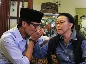 Eksklusif Hari Ibu, Mien Uno dan Kisah Sandiaga Kapok Nakal karena Cabai