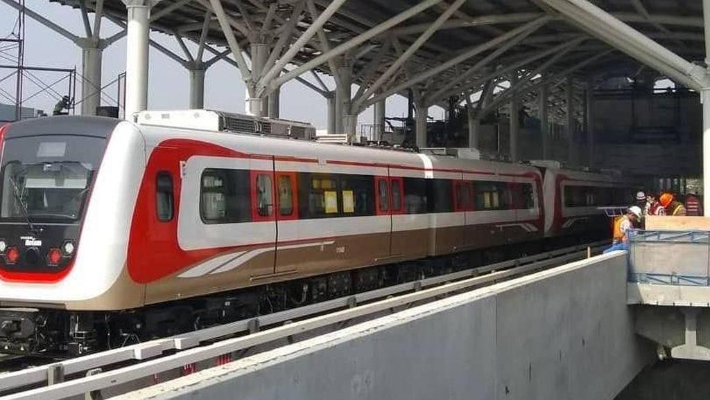 LRT Tersambung Transjakarta, Kelapa Gading-Sudirman 30 Menit