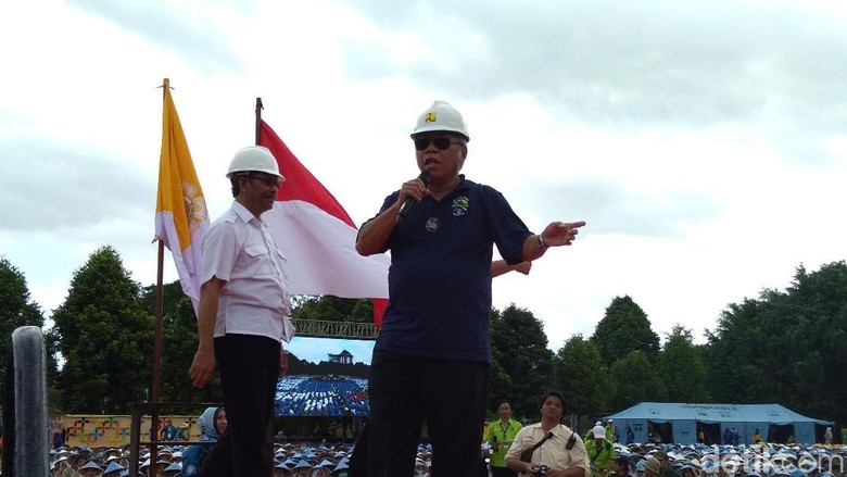 22 Ribu Rumah Rusak Akibat Gempa Bumi di Lombok