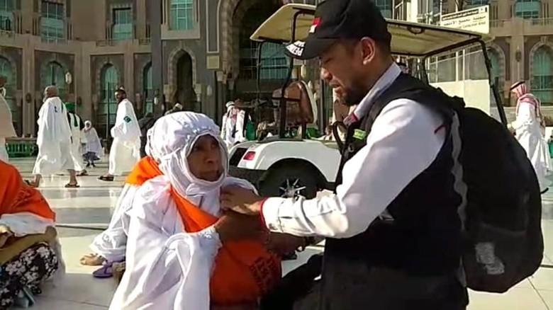 Berdesakan di Masjidil Haram, Engsel Tulang Jemaah Haji Bergeser