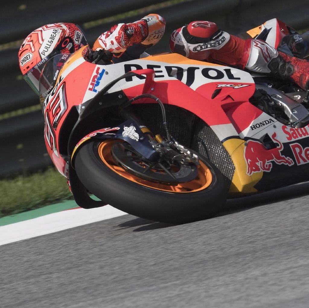 Marquez Kuasai Free Practice III MotoGP Austria