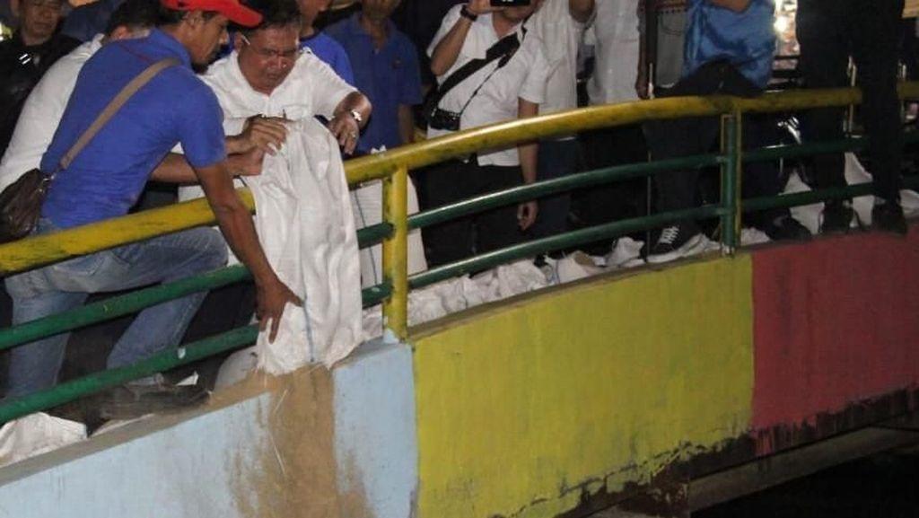 Pakai Teknologi Ini, Kementerian PUPR Hilangkan Bau Kali Item