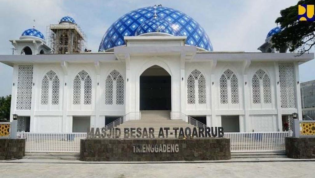 Dulu Kena Gempa, Masjid hingga Sekolah di Aceh Kini Berdiri Megah