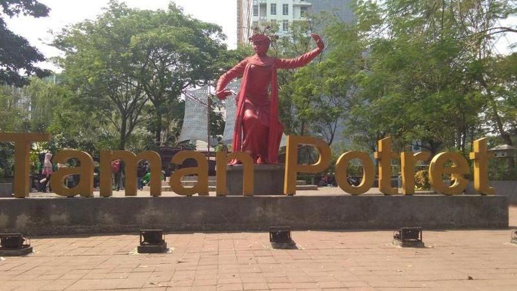 Akhir Pekan di Tangerang, Main ke Taman Potret Yuk!