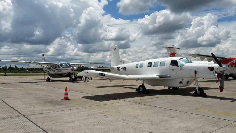 Pesawat Perintis yang Hilang Kontak di Oksibil Angkut 9 Orang