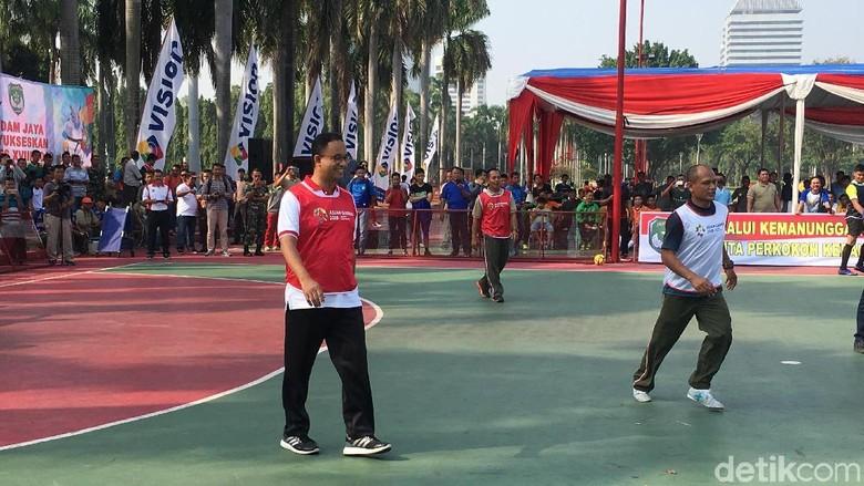 H-7 Asian Games, Anies: Infrastruktur dan Venue Sudah Siap