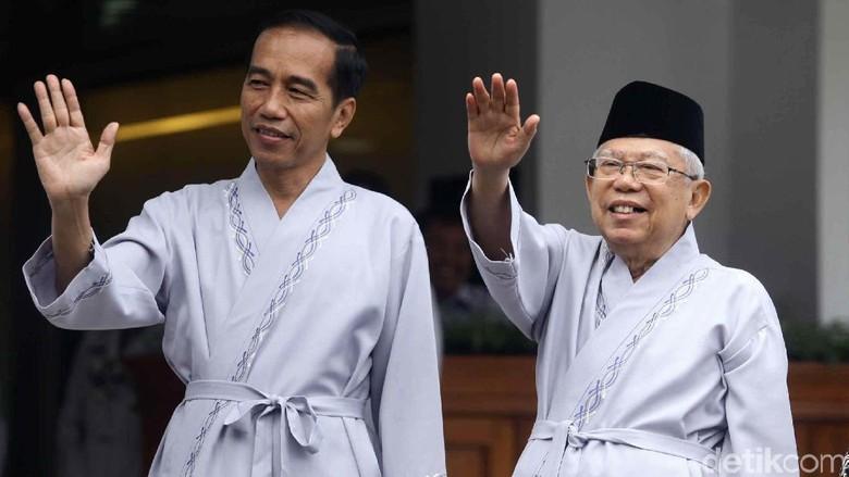Kasus Videotron, Timses Keberatan Jokowi-Maruf Jadi Terlapor