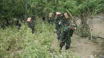 TNI Salurkan Bantuan ke Korban Gempa di Perbukitan Lombok Utara
