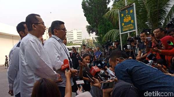 Jokowi-Maruf Tes Kesehatan, Sekjen Parpol Ingatkan Puasa