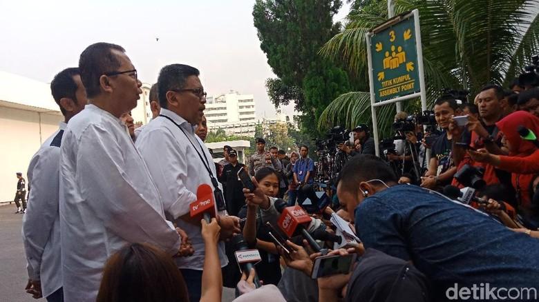 Jokowi-Ma'ruf Tes Kesehatan, 9 Sekjen Parpol Ingatkan Puasa