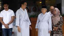 Kata Luhut Soal Alasan Jokowi Pilih Maruf Amin