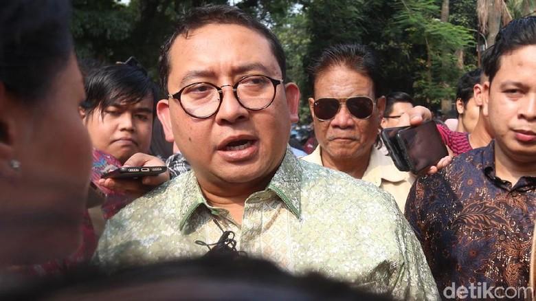 Fadli Zon: Kwik Kian Gie Ikut Diskusi Visi-Misi Prabowo-Sandi
