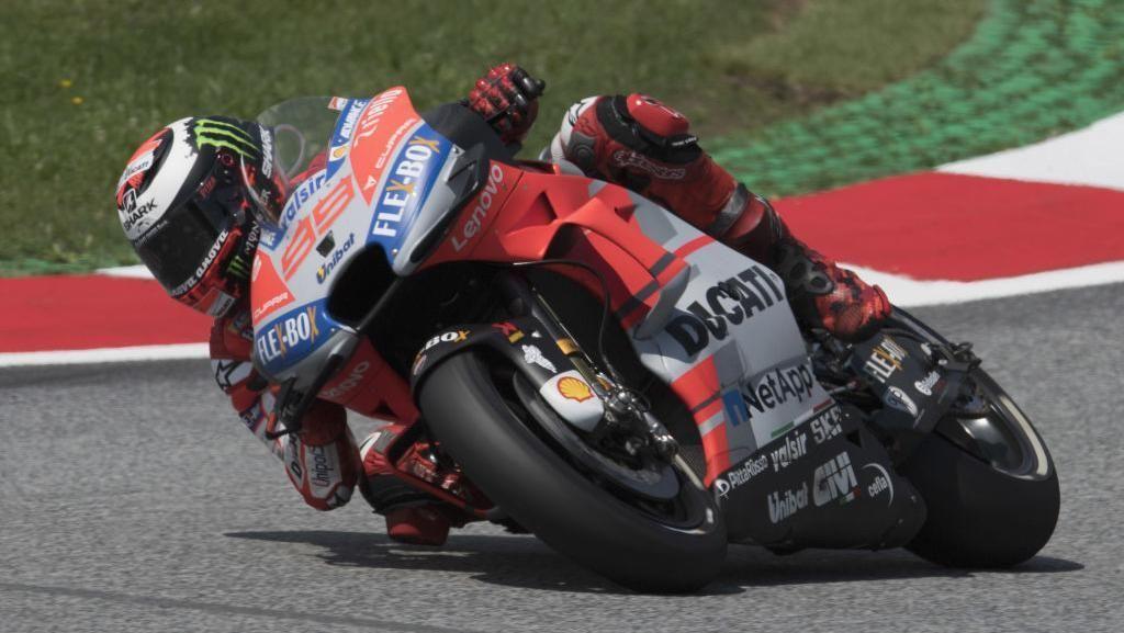 Hasil MotoGP Austria