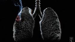Smoking room mirip kuburan di Bandara Husein Sastranegara viral karena dianggap menyeramkan. Ada banyak yang tak kalah seram dalam menggambarkan bahaya rokok.