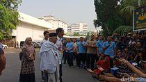 Tes Kesehatan di RSPAD, Jokowi-Maruf Didampingi Putra Putri