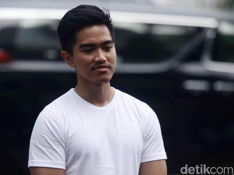 Ikut Jenguk Bareng Jokowi dan Iriana, Kaesang: Cepat Sembuh Bu Ani