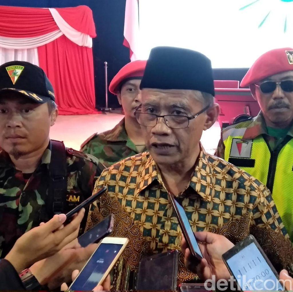 Muhammadiyah: Setop Aksi Massa, Percayakan Sengketa Pemilu pada Proses Hukum