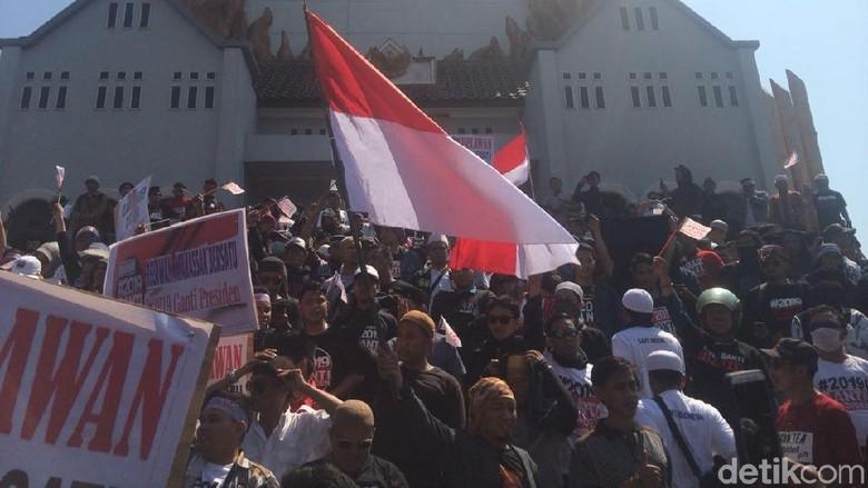 Neno Warisman: Deklarasi #2019GantiPresiden di Makassar Tak Bahaya