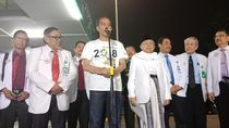 Jokowi Ungkap Tes Kesehatannya Lebih Cepat Dibanding Maruf