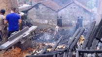 Duit Tabungan Haji Selamat dari Kebakaran Mebel di Sukabumi