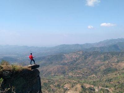 Pemandangan Eksotis Ini Ada di Wonogiri Lho!